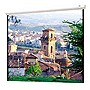 Da-Lite Designer Contour Manual with CSR Projection Screen - 84&quot; x 84&quot; - Matte White - 119&quot; Diagonal