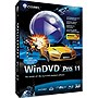 Corel WinDVD v.11.0 Pro - Complete Product - 1 User - Multimedia Player - Standard Mini Box Retail - PC - English