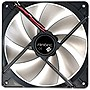 "Antec TwoCool 140 Cooling Fan - 1 x 5.51"" - 1200 rpm"