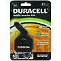 Duracell DRINVM100 Duracell Inverter Battery - Input Voltage: 12 V DC - Output Voltage: 125 V AC, 5 V DC - Continuous Power: 80 W