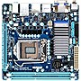 Gigabyte Super4 GA-H61N-USB3 Desktop Motherboard - Intel H61 Express Chipset - Socket H2 LGA-1155 - Mini ITX - 1 x Processor Support - 16 GB DDR3 SDRAM Maximum RAM - Serial ATA/300 - CPU Dependent Video - 1 x PCIe x16 Slot - 2 x USB 3.0 Port - HDMI