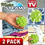 Mister Steamy Laundry Dryer Balls (2 Pack)