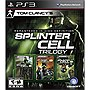 Tom+Clancy's+Splinter+Cell+Classic+Trilogy+HD+(PlayStation+3)