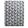 M.C. Escher Plane With Birds iPad 2 Premium Fabric Wrapped Case