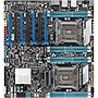 Asus Z9PE-D8 WS Workstation Motherboard - Intel C602 Chipset - Socket R LGA-2011 - SSI EEB - 2 x Processor Support - 256 GB DDR3 SDRAM Maximum RAM - SLI, CrossFireX Support - Serial ATA/600, Serial ATA/300 RAID Supported Controller - 7 x PCIe x16 Slot - 2