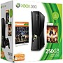 Microsoft Xbox 360 250GB Holiday Bundle - With Game Pad - Wireless - Black - ATI Xenos - 1920 x 1080 - 16:9 - 1080p - Dolby Digital - DVD-Reader - 250 GB HDD - Fast Ethernet - Wi-Fi - HDMI - USB