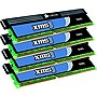 Corsair XMS3 32GB DDR3 SDRAM Memory Module - 32 GB (4 x 8 GB) - DDR3 SDRAM - 1600 MHz DDR3-1600/PC3-12800 - Unbuffered - 240-pin - DIMM - Retail