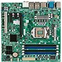 Supermicro C7Q67 Desktop Motherboard - Intel Q67 Express Chipset - Socket H2 LGA-1155 - Retail Pack - Micro ATX - 1 x Processor Support - 32 GB DDR3 SDRAM Maximum RAM - Serial ATA/600, Serial ATA/300 RAID Supported Controller - CPU Dependent Video - 1 x P
