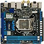 Asus P8Z77-I DELUXE Desktop Motherboard - Intel Z77 Express Chipset - Socket H2 LGA-1155 - Mini ITX - 1 x Processor Support - 16 GB DDR3 SDRAM Maximum RAM - Serial ATA/600, Serial ATA/300 RAID Supported Controller - CPU Dependent Video - 1 x PCIe x16 Slot