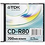 TDK 16x CD-R Media - 700MB