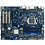 Intel Media DH77KC Desktop Motherboard - Intel H77 Express Chipset - Socket H2 LGA-1155 - 10 x Bulk Pack - ATX - 1 x Processor Support - 32 GB DDR3 SDRAM Maximum RAM - Serial ATA/300, Serial ATA/600 RAID Supported Controller - CPU Dependent Video - 1 x PC