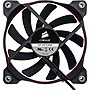 "Corsair Air Series AF120 Performance Edition High Airflow 120mm Fan - 1 x 4.72"" - 1650 rpm - Hydraulic Bearing"