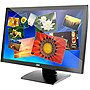 "3M M2467PW 24"" LED LCD Touchscreen Monitor - 16:9 - 16 ms - Projected Capacitive - Multi-touch Screen - 1920 x 1080 - 16.7 Million Colors - 5,000:1 - 250 Nit - Speakers - HDMI - USB - VGA - Black - RoHS - 1 Year"
