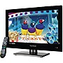 "Viewsonic VT1601LED 16"" 720p LED-LCD TV - 16:9 - HDTV - ATSC - 90° / 50° - 1366 x 768 - Dolby, Surround Sound - USB - Media Player"