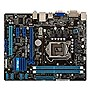 Asus P8H61-M LE/CSM R2.0 Desktop Motherboard - Intel H61(B3) Express Chipset - Socket H2 LGA-1155 - Micro ATX - 1 x Processor Support - 16 GB DDR3 SDRAM Maximum RAM - Serial ATA/300 - CPU Dependent Video - 1 x PCIe x16 Slot