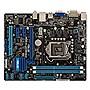 Asus P8H61-M LE/CSM R2.0 Desktop Motherboard - Intel H61(B3) Express Chipset - Socket H2 LGA-1155 - Micro ATX - 1 x Processor Support - 16 GB DDR3 SDRAM Maximum RAM - Serial ATA/300 - CPU Dependent Video - 1 x PCIe x16 Slot