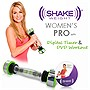 Shake Weight Pro for Women with Digital Timer & DVD Workout