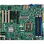 Supermicro X9SCA-F Server Motherboard - Intel C204 Chipset - Socket H2 LGA-1155 - Retail Pack - ATX - 1 x Processor Support - 32 GB DDR3 SDRAM Maximum RAM - Serial ATA/300, Serial ATA/600 RAID Supported Controller - On-board Video Chipset - 1 x PCIe x16 S