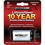 Ultralife General Purpose Battery - 9V - Lithium (Li) - 1 Pack