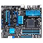 Asus M5A99FX PRO R2.0 Desktop Motherboard - AMD 990FX Chipset - Socket AM3+ - ATX - 1 x Processor Support - 32 GB DDR3 SDRAM Maximum RAM - SLI, CrossFireX Support - Serial ATA/600 RAID Supported Controller - 4 x PCIe x16 Slot - 2 x USB 3.0 Port