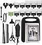 WAHL CHROME PRO 24 PIECE HAIRCUTTING KIT