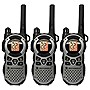 Motorola MT352R Triple Pack 2-Way Radio with High Capacity Battery - 184800 ft