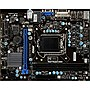 MSI H61M-P31/W8 Desktop Motherboard - Intel H61(B3) Express Chipset - Socket H2 LGA-1155 - Micro ATX - 1 x Processor Support - 16 GB DDR3 SDRAM Maximum RAM - Serial ATA/300 - CPU Dependent Video - 1 x PCIe x16 Slot
