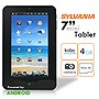 Sylvania 4GB 7-Inch Mini Touchscreen Tablet