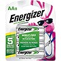 Energizer Recharge Universal AA General Purpose 1.2V Battery - 8 Pack