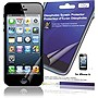 Green Onions Supply Crystal Oleophobic Screen Protector for iPhone 5 Clear - iPhone