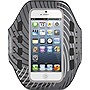 Belkin Pro-Fit Carrying Case (Armband) for iPhone - Blacktop - Water Resistant - Plastic