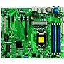 Supermicro X9SAE-V Desktop Motherboard - Intel C216 Chipset - Socket H2 LGA-1155 - Retail Pack - ATX - 1 x Processor Support - 32 GB DDR3 SDRAM Maximum RAM - SLI, CrossFireX Support - Serial ATA/300, Serial ATA/600 RAID Supported Controller - CPU Dependen