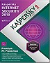 Kaspersky Internet Security 2013 - 3 User Family Pack