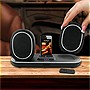 I-tec iStereo 2.0 Wireless Speaker System with iPod/iPhone Support - T2406
