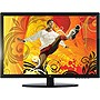 22in Widescreen Full HD LED with Speakers 1920x1080 Resolution 16:9 DVI-D and VGA Signal Inputs 5ms Vesa (21.5&quot; Vis) - 1920 x 1080 - 250 Nit - 1,000:1 - Speakers - DVI - VGA - Black
