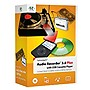 Honest Technology Audio Recorder 3.0 Plus with Cassette Player