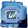 Replacement Lamp For Sanyo PDG-DSU20 ViewSonic PJ551D 2000 Hours 180-Watt Lamp - 180 W Projector Lamp - UHP - 2000 Hour