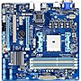 Gigabyte Ultra Durable 4 Classic GA-F2A75M-D3H Desktop Motherboard - AMD A75 Chipset - Socket FM2 - Micro ATX - 1 x Processor Support - 64 GB DDR3 SDRAM Maximum RAM - CrossFireX Support - Serial ATA/600 RAID Supported Controller - CPU Dependent Video - 2