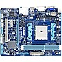 Gigabyte Ultra Durable 4 Classic GA-F2A55M-HD2 Desktop Motherboard - AMD A55 Chipset - Socket FM2 - Micro ATX - 1 x Processor Support - 32 GB DDR3 SDRAM Maximum RAM - Hybrid CrossFireX Support - Serial ATA/300 RAID Supported Controller - CPU Dependent Vid