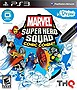 uDraw Marvel Super Hero Squad: Comic Combat (PlayStation 3)