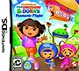 Nickelodeon Team Umizoomi & Dora's Fantastic Flight (Nintendo DS)