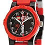 LEGO Kids' Star Wars Darth Maul Minifigure Link Watch