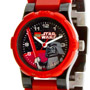 LEGO Kids' Star Wars Darth Vader Minifigure Link Watch