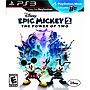 Disney+Epic+Mickey+2%3a+The+Power+of+Two+(Playstation+3)
