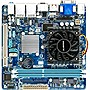 Gigabyte Ultra Durable 4 Classic GA-C847N-D Desktop Motherboard - Intel NM70 Express Chipset - Retail Pack - Mini ITX - 16 GB DDR3 SDRAM Maximum RAM - Serial ATA/600, Serial ATA/300 - CPU Dependent Video - HDMI