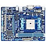 Gigabyte Ultra Durable 4 Classic GA-F2A55M-DS2 Desktop Motherboard - AMD A55 Chipset - Socket FM2 - Micro ATX - 1 x Processor Support - 64 GB DDR3 SDRAM Maximum RAM - Serial ATA/300 RAID Supported Controller - CPU Dependent Video - 1 x PCIe x16 Slot