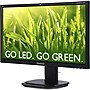 "Viewsonic VG2437mc-LED 24"" LED LCD Monitor - 5 ms - Adjustable Display Angle - 1920 x 1080 - 300 Nit - 1,000:1 - Speakers - DVI - VGA - USB - EPEAT Silver, Energy Star, RoHS, WEEE"