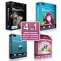 Serif Complete Creativity Suite 2 - PhotoPlus X4, DrawPlus 4, Panorama X4 &amp; Greeting Cards