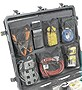 1639 LID ORGANIZER MESH POCKETS FOR 1630 TRANSPORT CASE