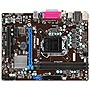 MSI B75MA-P33 Desktop Motherboard - Intel B75 Express Chipset - Socket H2 LGA-1155 - Micro ATX - 1 x Processor Support - 16 GB DDR3 SDRAM Maximum RAM - Serial ATA/600, Serial ATA/300 - CPU Dependent Video - 1 x PCIe x16 Slot - 2 x USB 3.0 Port